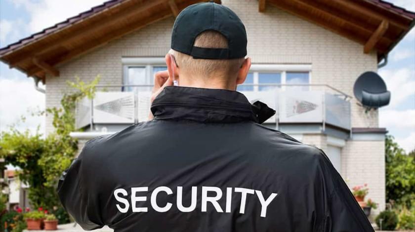 Принцип построения системы охраны