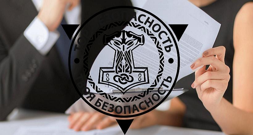 Документальное сопровождение охранного агентства «ТОР-Безопасность»