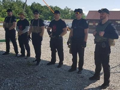 Личная охрана в Киеве, Телохранитель