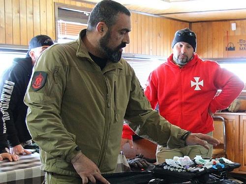 Курсы первой помощи Киев