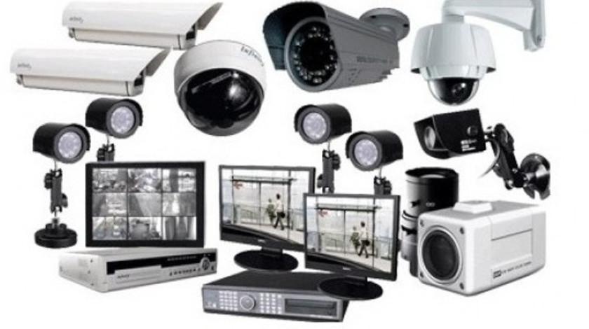 Виды современных камер видеонаблюдения