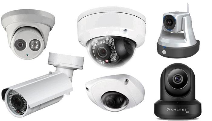 Какие бывают камеры видеонаблюдения и в чём между ними разница