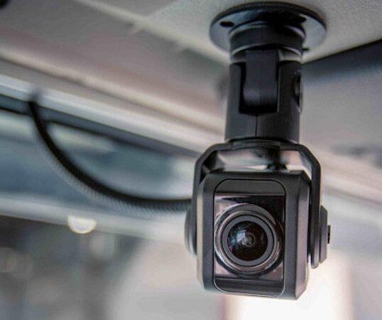 камеры видеонаблюдения на коммерческом объекте
