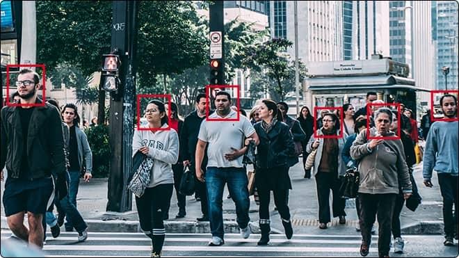 камери з розпізнаванням обличь